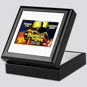 Phantom Of The Opera Movie Keepsake Box