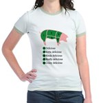 Delicious Pig Jr. Ringer T-Shirt