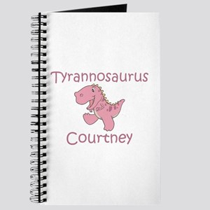 Tyrannosaurus Courtney Journal