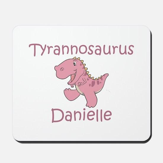 Tyrannosaurus Danielle Mousepad