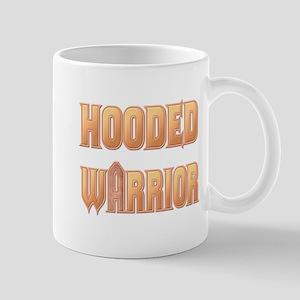 """""""Hooded Warrior"""" Mug"""