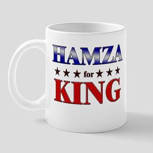 HAMZA for king Mug