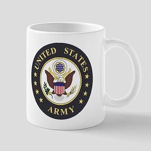 Staff Sergeant<BR> 11 Ounce Mug 1