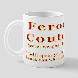 Ferocia Coutura Mug