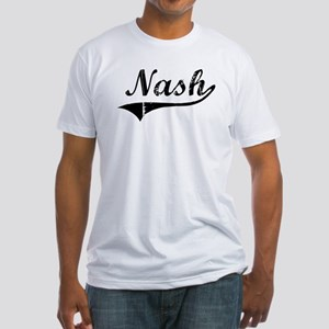 Nash (vintage) Fitted T-Shirt