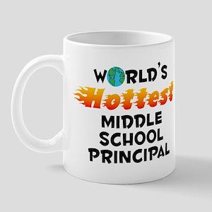 World's Hottest Middl.. (C) Mug