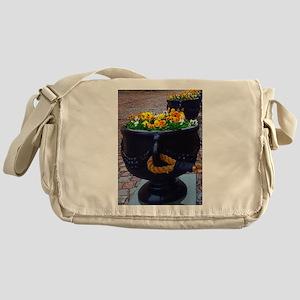 Bowls of Beauty Messenger Bag