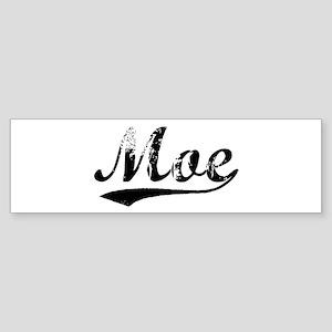 Moe (vintage) Bumper Sticker
