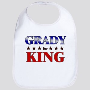 GRADY for king Bib