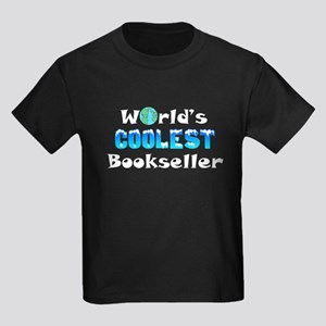 World's Coolest Books.. (A) Kids Dark T-Shirt