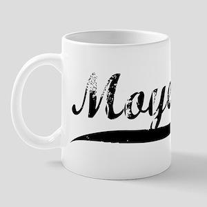 Moyers (vintage) Mug