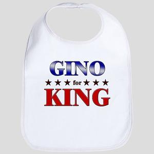 GINO for king Bib