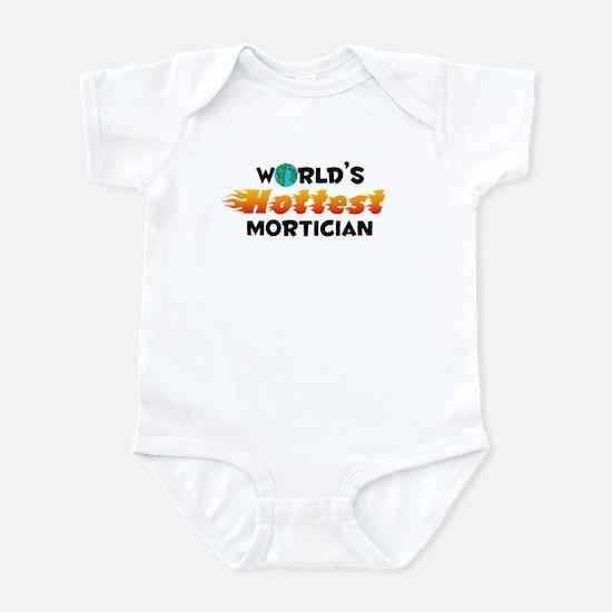 World's Hottest Morti.. (C) Infant Bodysuit