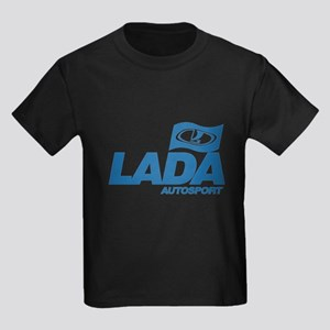 LADA Autosport Kids Dark T-Shirt