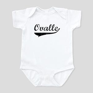 Ovalle (vintage) Infant Bodysuit