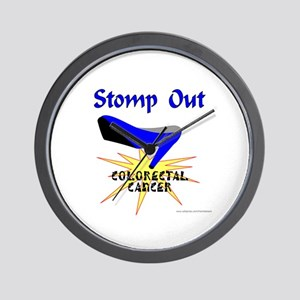 COLORECTAL CANCER Wall Clock