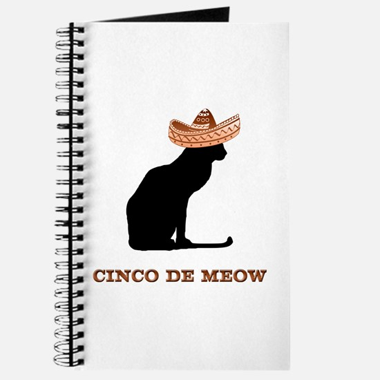 Cinco de Meow Journal