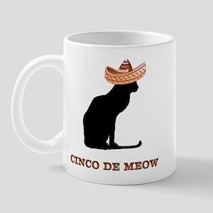Cinco de Meow Mug
