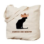Cinco de Meow Tote Bag