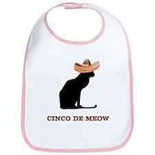 Cinco de Meow Bib