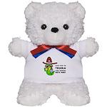 Funny Tequila Teddy Bear