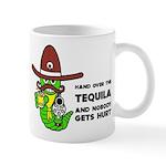 Funny Tequila Mug