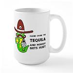 Funny Tequila Large Mug
