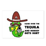 Funny Tequila Postcards (Package of 8)