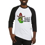 Funny Tequila Baseball Jersey