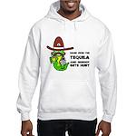 Funny Tequila Hooded Sweatshirt