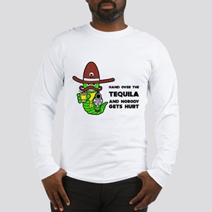 Funny Tequila Long Sleeve T-Shirt