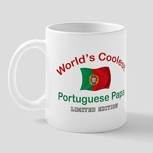 Coolest Portuguese Papa Mug