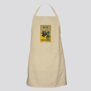 Sew For Victory - War Poster BBQ Apron