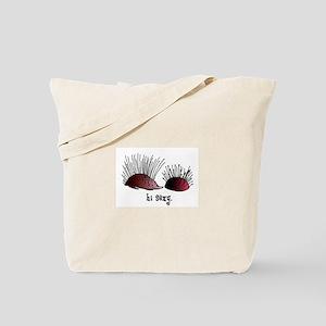 Sewing Pincushion - Hi Sexy Tote Bag