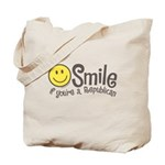 Smile if youre a Republican Tote Bag
