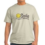 Smile if youre a Republican Light T-Shirt