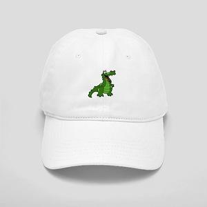 Happy Alligator Cap