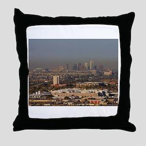 Phoenix Skyline Throw Pillow