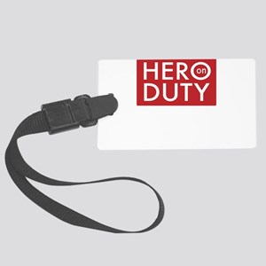 hero Large Luggage Tag