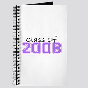 Class Of 2008 (Purple Varsity) Journal