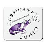 Hurricane Gumbo Mousepad