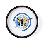 ARISS Wall Clock