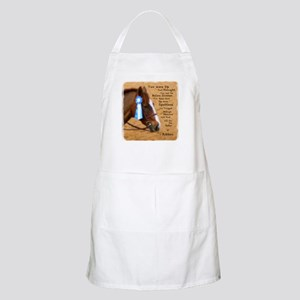 All For A Ribbon Horse BBQ Apron