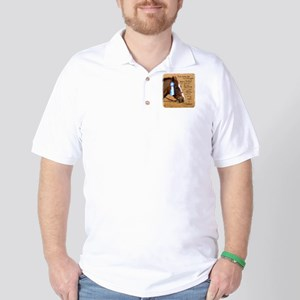 All For A Ribbon Horse Golf Shirt