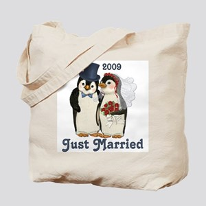 Just Married 2009 Tote Bag