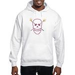 Born 2 knit Hooded Sweatshirt