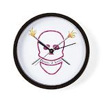 Born 2 knit Wall Clock