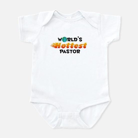 World's Hottest Pastor (C) Infant Bodysuit