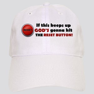 God's Reset Button Cap