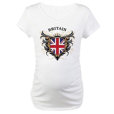 Britain Maternity T-Shirt